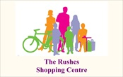 The Rushes Shopping Centre logo