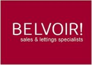 Belvoir Sales and Lettings logo
